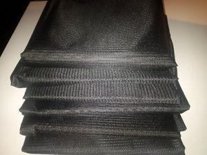 Five sets of black blackout panels. In great shape! $75 for