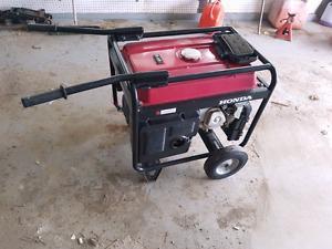 Honda Generator Deluxe Series  Watt