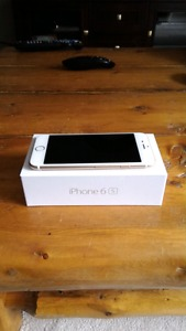 IPhone 6s 64gb Gold great condition. Locked with TELUS