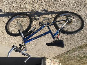 "Kids Intrepid Mountain Bike 20"" Wheels"