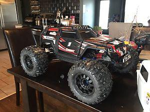 Mint Traxxas Summit for trade or sale