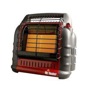 Mr. Buddy Heater  BTU (used 3 x) Construction Heater