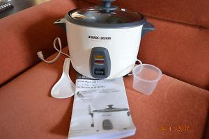 New Rice cooker - 16 cup