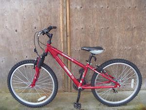 Norco Detinator hardtail kids mountain bike