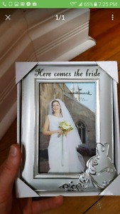 Picture wedding frame