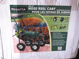 Regatta hose reel cart - NEW IN BOX