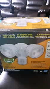 Security LED Light. Motion Activated