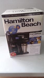 Selling a new Hamilton Beach coffee machine