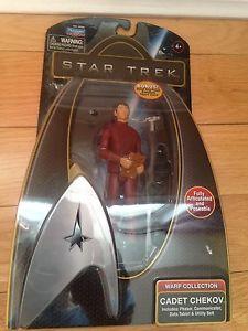 Star Trek Warp Collection Figure Cadet Chekov