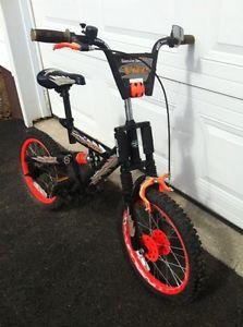 Toddler bike without training wheels