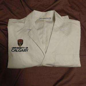 University of Calgary Lab Coat (Brand New Without Tags!)