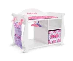 Wanted: ~LOOKING FOR: Bitty's Changing Table & Storage