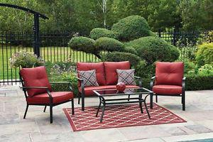 Wanted: Looking for cushions for outdoor loveseat and 2