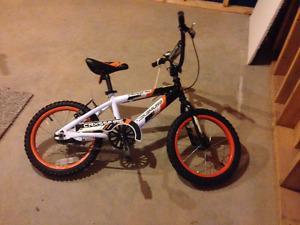 "16"" boys bike for sale"