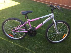 "24"" Oryx mountain bike"