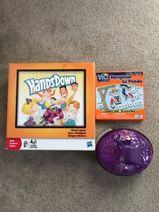 3 board games for $ 10 !!!