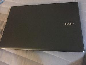 "Acer aspire E 15.6"" laptop"