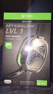 Afterglow lvl 1 headset for Xbox one