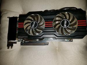 Asus Geforce 2GB 128 bit video card