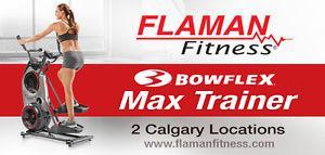 Bowflex Max Trainer In Stock!