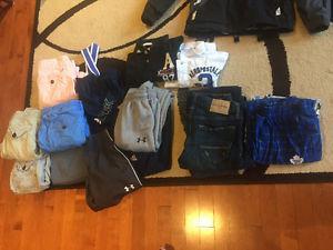 Boys Size 12 Clothing Lot - Aeropostle, Abercrombie++