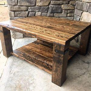 Custom Handcrafted Coffee Tables-Locally Made!