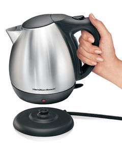 Electric Kettle Stainless Steel 10-Cup-brand new-never used.