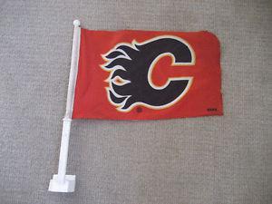 FLAMES VEHICLE FLAG