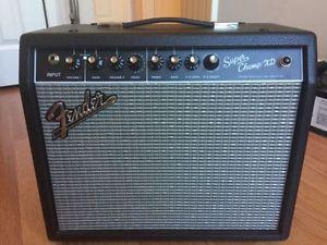 Fender Super Champ XD Tube Amp