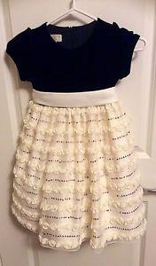 Girls Fancy Dress - Size 6