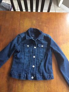 Girls Gap Denim jacket size XL