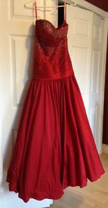 Grad Dress Size 8