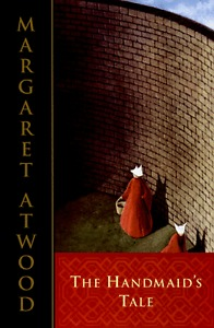 Handmaid's Tale-Margaret Atwood-paperback-very good