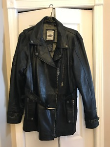 Harley Davidson Leather Coat New lower price!!!