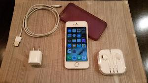 Iphone 5S 16GB Bell $200 perfect shape