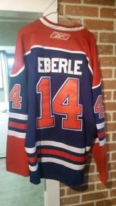 Jordan Eberle Oilers Jersey - Mint condition