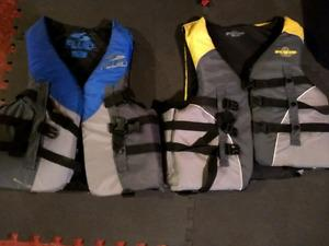 Life Jackets - womens and mens