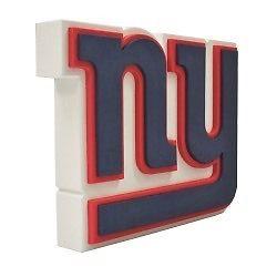New York Giants 3D Fan Foam Logo Design Wall Sign (New)