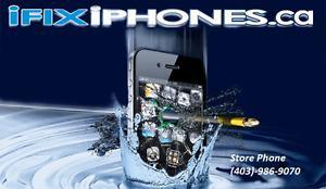 Phone repair by the most experience team in Red Deer.