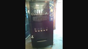 Seaga HF vending machine