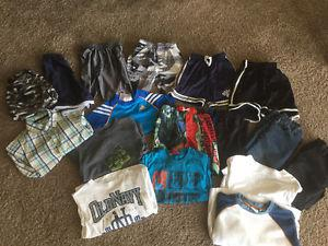 Size 4 and 5 lot of boys clothes