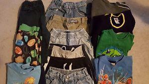Size 5 Boys Clothes