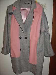 Size 9/10 - Wool Jacket