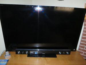 """Sony 55"""" flat screen TV"""