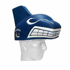 Vancouver Canucks Foam Head Blow Out (New)