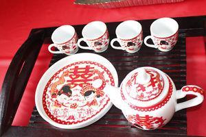 Wedding tea set (rental)