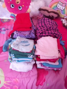 5t-6 girls clothing lot