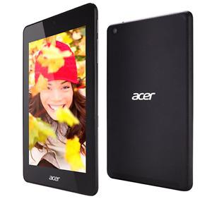 """Android Tablet Acer Iconia one 7""""Display, Dual Camera,8GB"""