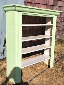 Antique Cupboard Top / Bookcase