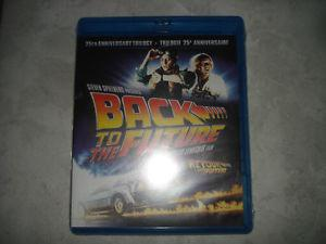 BRAND NEW Back to the Future Trilogy on Blu-ray!!!